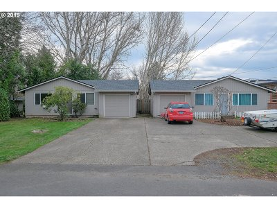 Beaverton Multi Family Home For Sale: 17700 SW Blanton St