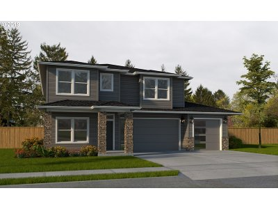 Happy Valley, Clackamas Single Family Home For Sale: 9688 SE Jeanne Rd #Lot39