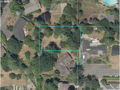 Portland Residential Lots & Land For Sale: 3615 SW Bancroft Ct
