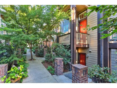 Condo/Townhouse For Sale: 8837 SE 13th Ave