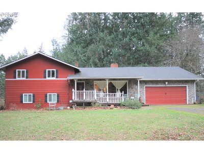 Oregon City Single Family Home For Sale: 19620 S Hinkle Rd