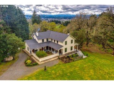 Single Family Home For Sale: 11725 NE Anna Dr