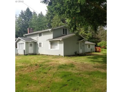 Single Family Home For Sale: 1215 NE 160th Ave