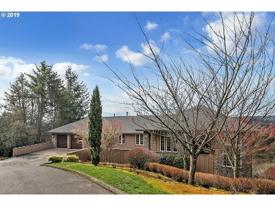 Portland Single Family Home For Sale: 01308 SW Military Rd