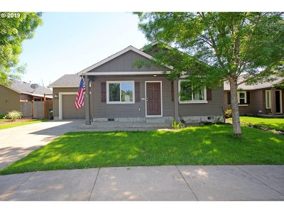 Springfield Single Family Home For Sale: 5795 Mineral Way