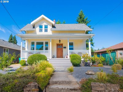 Portland Single Family Home For Sale: 3359 N Halleck St