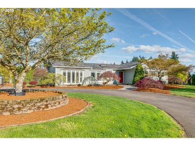 Happy Valley, Clackamas Single Family Home For Sale: 12584 SE 162nd Ave
