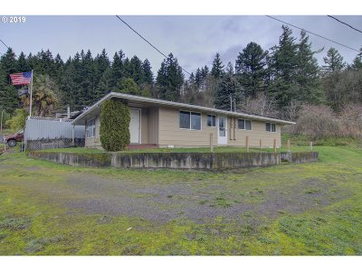 Cowlitz County Multi Family Home For Sale: 284 S 10th St