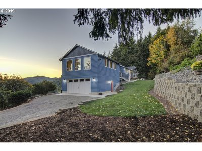 Cowlitz County Single Family Home For Sale: 295 Tangen Rd
