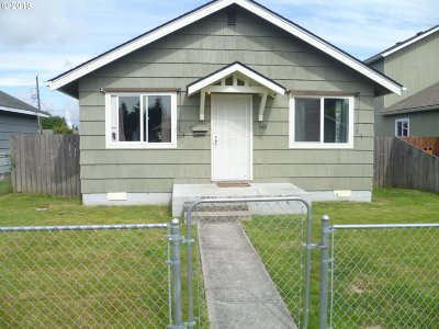 Cowlitz County Single Family Home For Sale: 349 27th Ave
