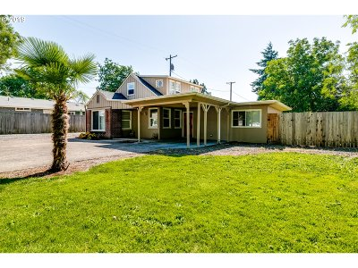 Springfield Single Family Home For Sale: 1150 10th St