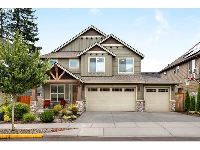 Clackamas Single Family Home For Sale: 14480 SE 156th Ave