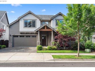 Washington County Single Family Home For Sale: 16922 NW Swiss Ln