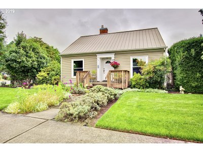 Canby Single Family Home For Sale: 486 N Ivy St