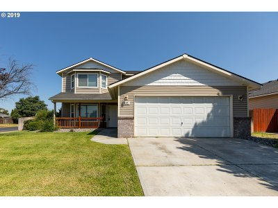 Hermiston Single Family Home For Sale: 415 E Browning Ave