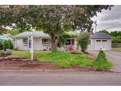 Clark County Single Family Home For Sale: 2901 NE 98th Ave