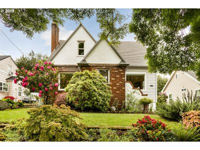 Single Family Home For Sale: 2322 SE 59th Ave