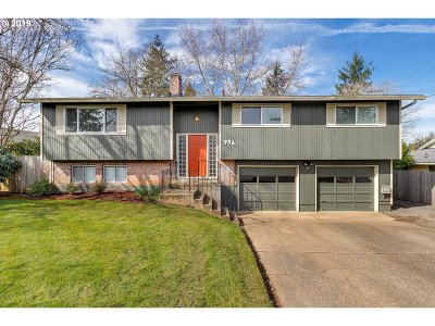 Oregon City Single Family Home For Sale: 996 S End Rd