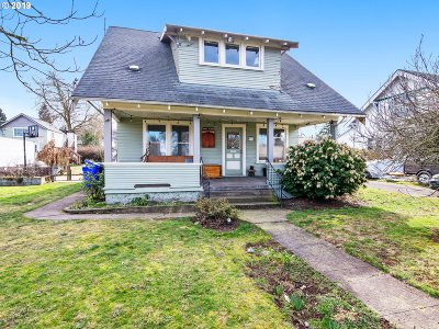 Oregon City Single Family Home For Sale: 332 Division St