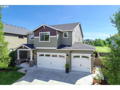 Camas Single Family Home For Sale: 3228 NW 45th Ct