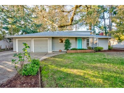 Salem Single Family Home For Sale: 4841 Lone Oak Rd SE