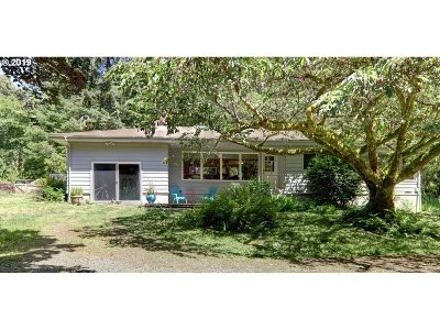 Cannon Beach Single Family Home For Sale: 615 N Elm St