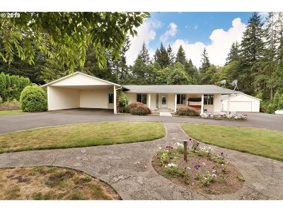 Sandy Single Family Home For Sale: 46224 SE Dowling Rd