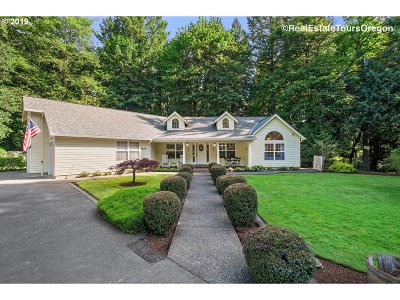 Newberg Single Family Home For Sale: 9975 NE Trillium Ln