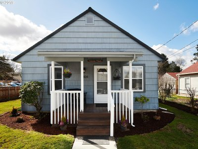 Oregon City Single Family Home For Sale: 1804 15th St
