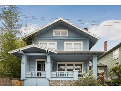 Portland Multi Family Home For Sale: 1219 SE 14th Ave