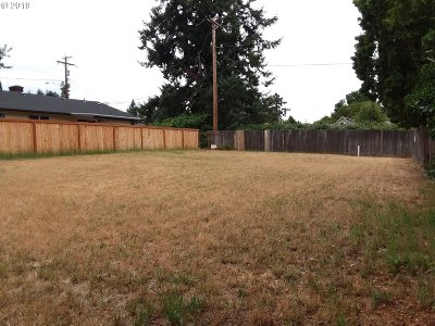 Eugene Residential Lots & Land For Sale: Cindy St
