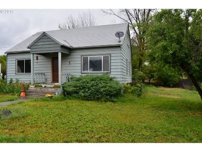 Grant County Single Family Home For Sale: 400 NW 9th Ave