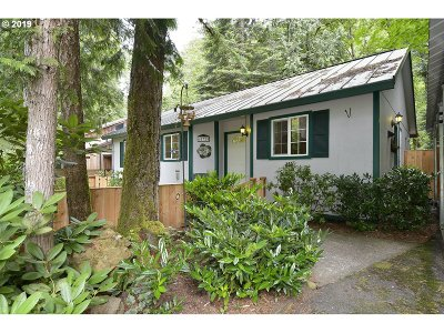Clackamas County Single Family Home For Sale: 65725 E Barlow Trail Rd
