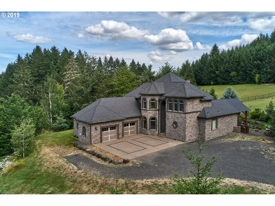 McMinnville Single Family Home For Sale: 2850 NW Mountain Meadow Ln