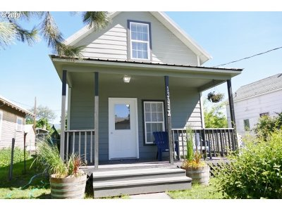 la grande Single Family Home For Sale: 1311 Ave