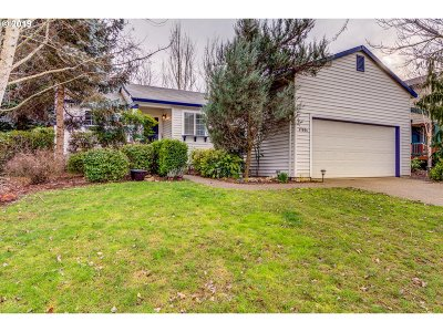 Washington County Single Family Home For Sale: 17864 SW Gillette Ln