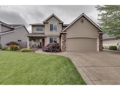 Canby Single Family Home For Sale: 831 S Ponderosa St