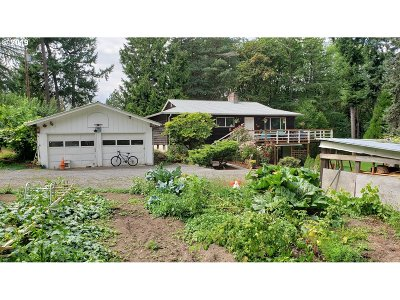 Portland Single Family Home For Sale: 10747 SW 65th Ave