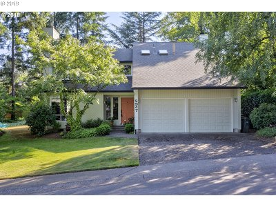 West Linn OR Single Family Home Sold: $524,900