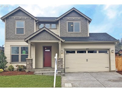 Happy Valley Single Family Home Pending: 10662 SE Morning Dew Rd #Lot31
