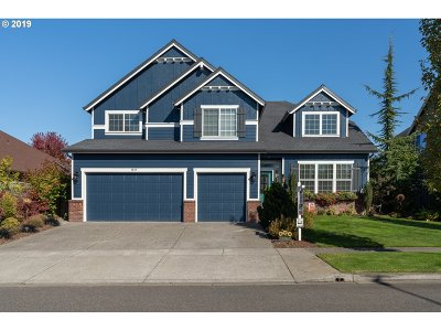 Ridgefield Single Family Home For Sale: 1418 S Taverner Dr
