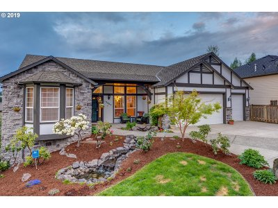 Happy Valley Single Family Home For Sale: 13367 SE Evening Star Dr