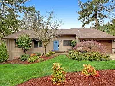 Happy Valley Single Family Home Pending: 10617 SE 99th Dr