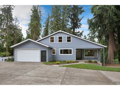 West Linn Single Family Home For Sale: 1125 SW Borland Rd