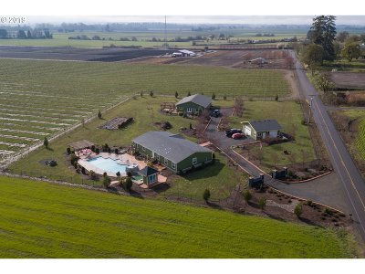 McMinnville Single Family Home For Sale: 14291 SW McCabe Chapel Rd