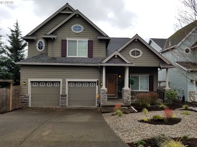 Tigard Single Family Home For Sale: 12674 SW Rembrandt Ln