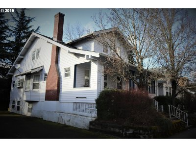 Clackamas County, Multnomah County, Washington County Multi Family Home For Sale: 5617 N Interstate Ave