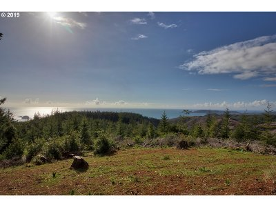 Port Orford Farm & Ranch For Sale: Hwy 101 #2611