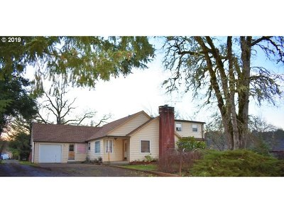 Cottage Grove, Creswell Single Family Home For Sale: 45 S S St