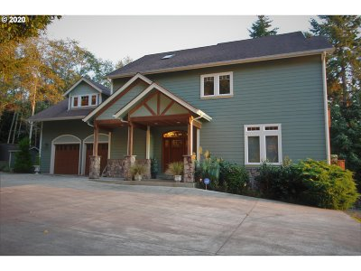 North Bend Single Family Home For Sale: 93867 Makai Ln